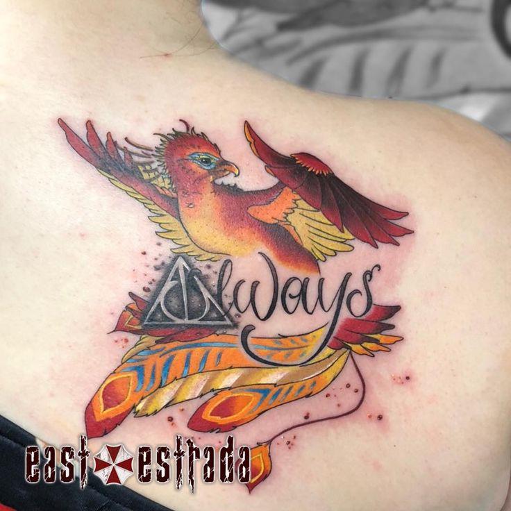 Phoenix Tattoofinder: Faux The Phoenix Tattoo - Google Search
