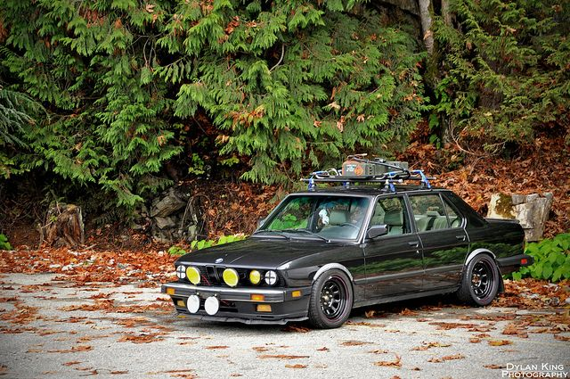 Ian's BMW e28 535is | BMW, Roof rack and Cars