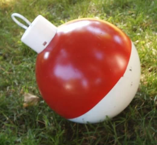 Bowling Ball bobber..LOL