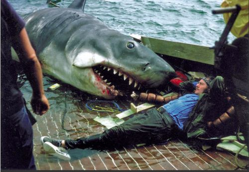 """""""This shark, swallow you whole."""""""