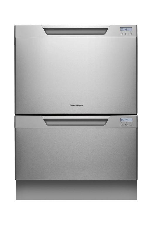 Lave-vaisselle double Fisher & Paykel - DD24DDFTX7   #BraultetMartineau #Lavevaisselle #Dishwasher #Cuisine #Kitchen #Inox #Luxury