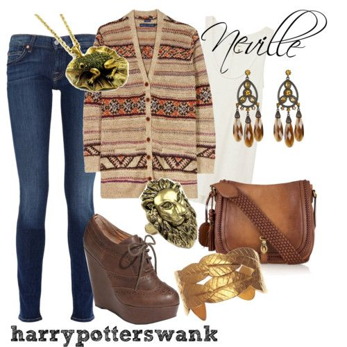 Harry Potter + Fashion.