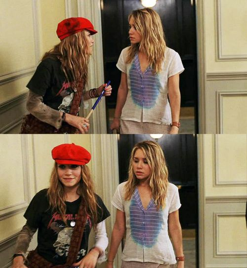 Image about ashley olsen in new york minute by joe