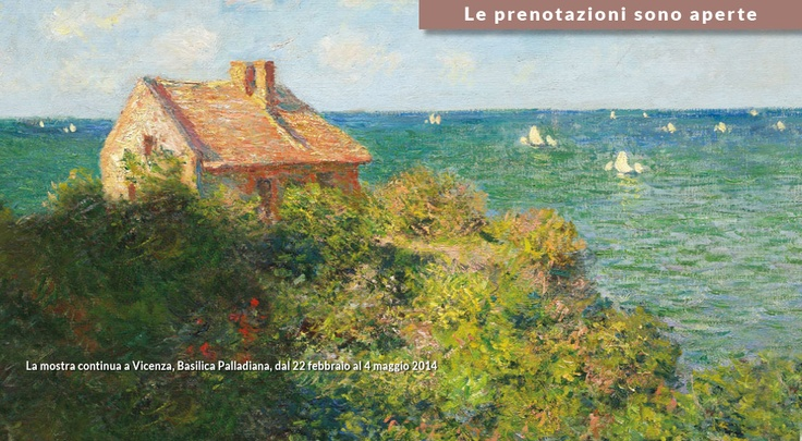 La mostra | Verso Monet | Lineadombra.it