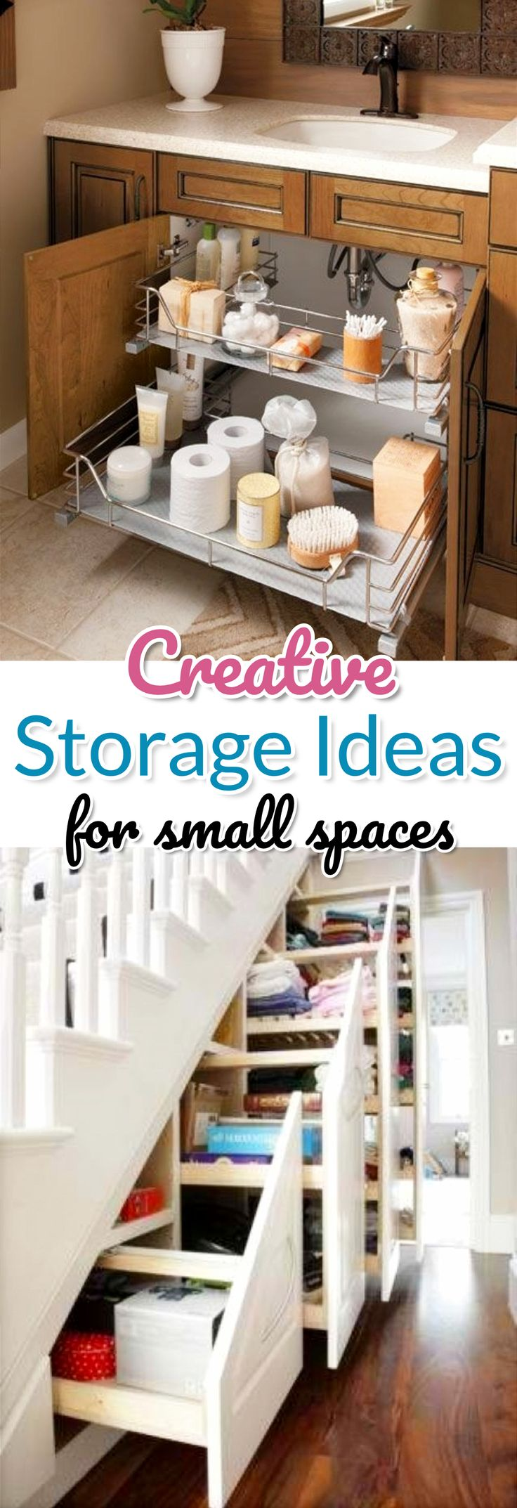 3756 best home decor images on pinterest home projects - Storage solution for small bedroom ...