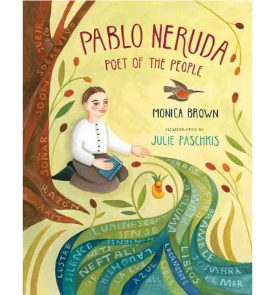 Pablo Neruda's Extraordinary Life, in an Illustrated Love Letter to Language - Maria Popova.                                                          A swirling celebration of one of the greatest creative icons of the twentieth century.   http://www.brainpickings.org/2014/11/04/pablo-neruda-poet-of-the-people-book/