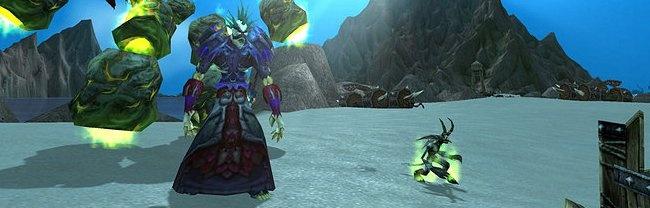Destruction Warlock info