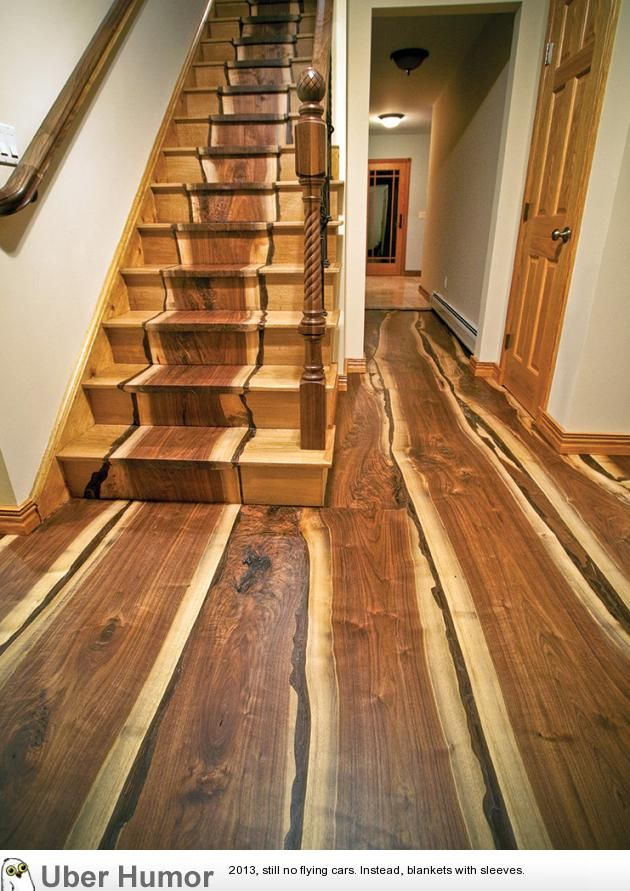 love the runner up the stairs beautiful hardwood floor that my hubby can custom mill on site