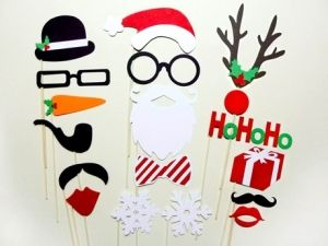 Christmas Party Photo Booth? cool and FREE