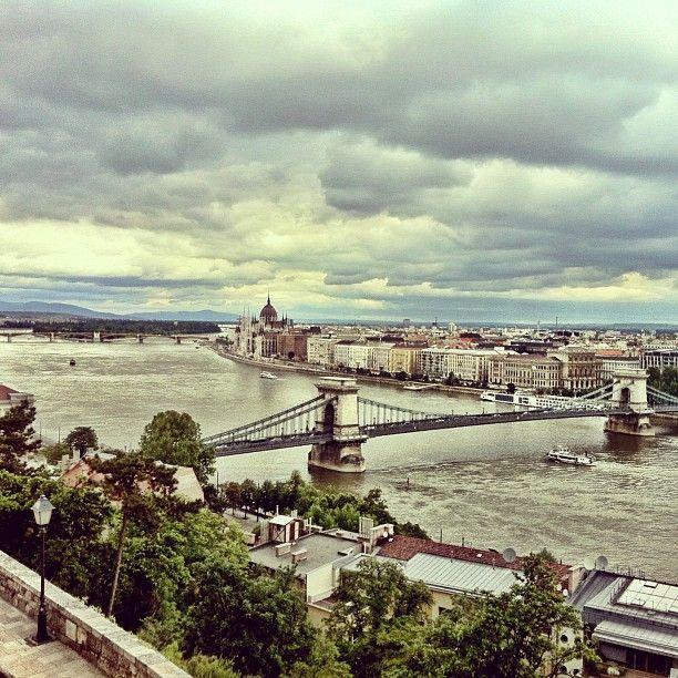 Lánchíd | Chain Bridge in Budapest, Budapest