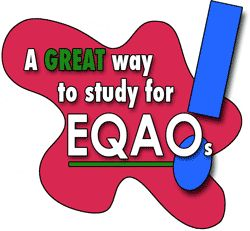 EQAO Practice and randomized practice exams based on the Ontario Ministry of Education!