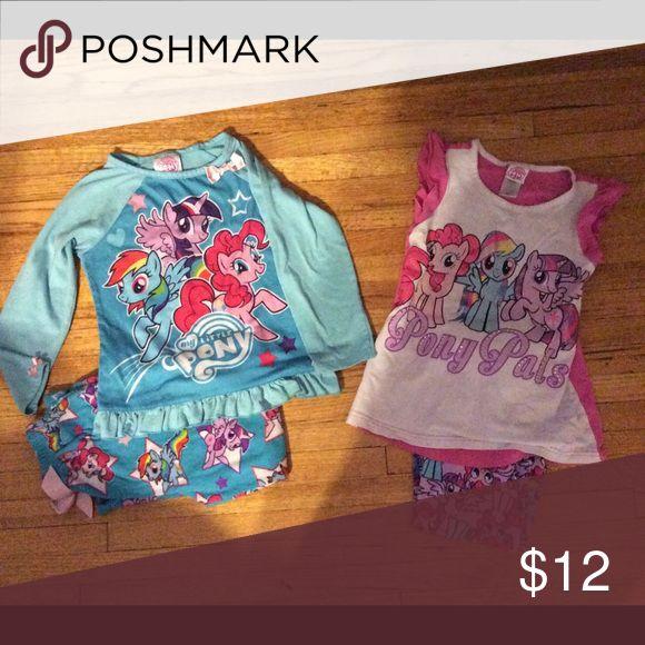 My Little Pony pajamas My Little Pony pajamas ( blue-fleece pants) Pajamas Pajama Sets