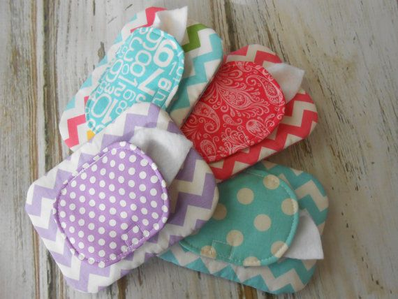 Choose One  Just Like Mommy  Bitty Baby Doll Wipe by LimeSewda, $8.00