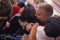 Welcome Home CPT Ward + SFAT 1 | Fort Carson Homecoming Photography -