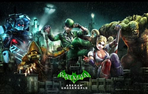 Cellulari: #Batman: #Arkham #Underworld  Il gioco di Batman senza Batman (recensione) (link: http://ift.tt/2cFr9Ww )