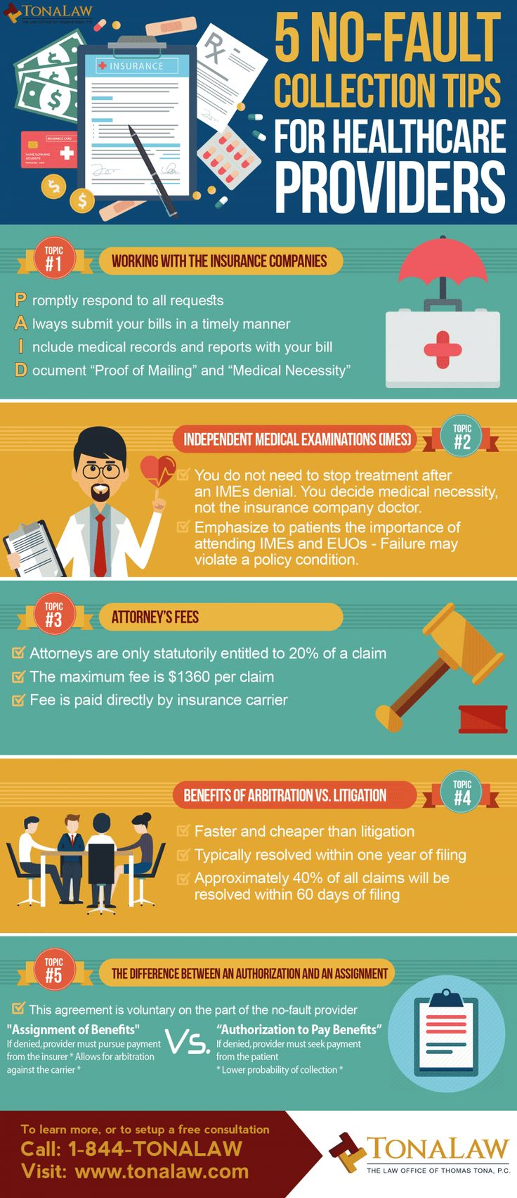 This infographic provides tips for healthcare providers to