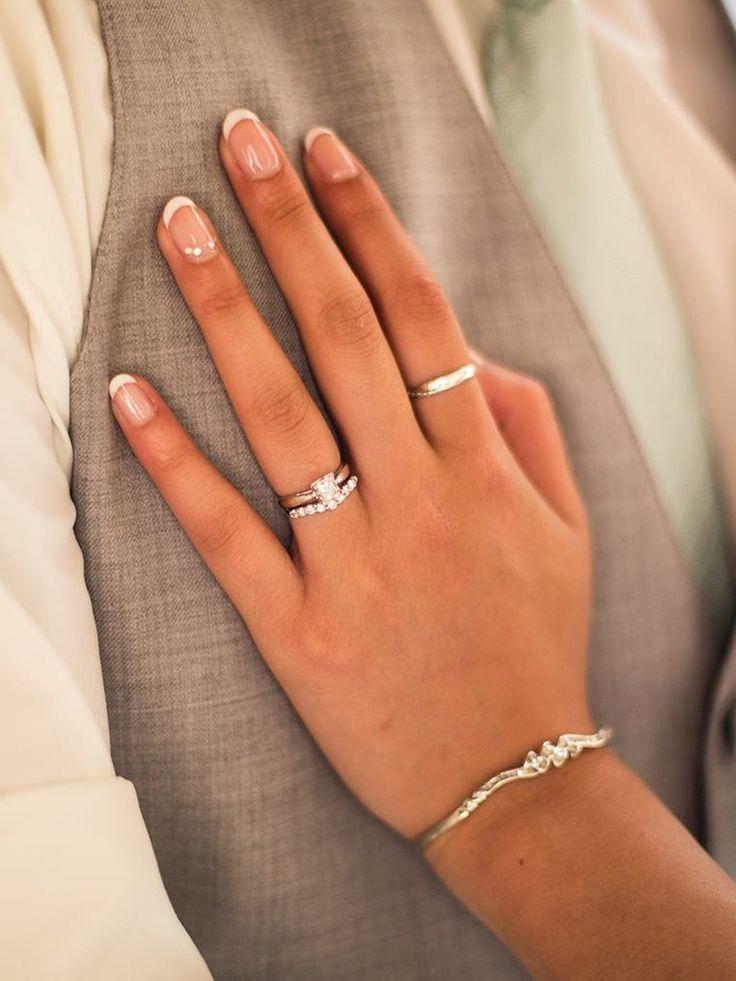 Manucure de mariage magnifique pour un événement unique dans la vie d'une femme …   – hochzeit