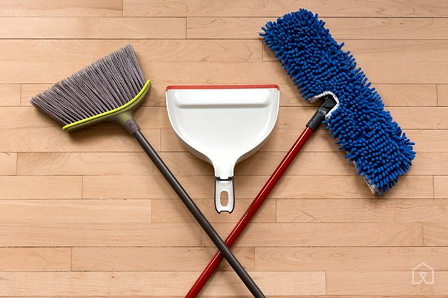 Over the past six months, we spent 125 hours researching 215 brooms, dustpans, and dust mops, and testing 36 of them firsthand. We interviewed cleaning experts,
