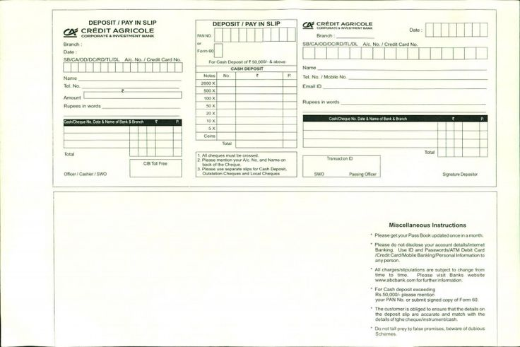Fake Credit Card Receipt Template Awesome 37 Bank Deposit