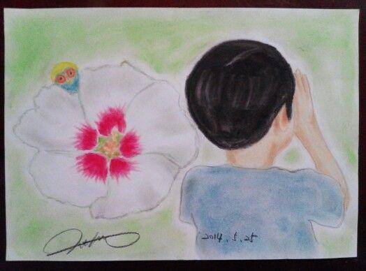 무궁화 꽃이 피었습니다~~