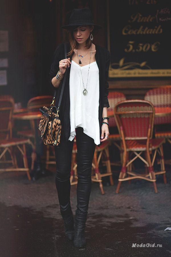 Уличная мода: Лучшие образы из модных блогов за неделю: Juliett Kuczynska, Silvia Navarro, Sheryl Luke и другие