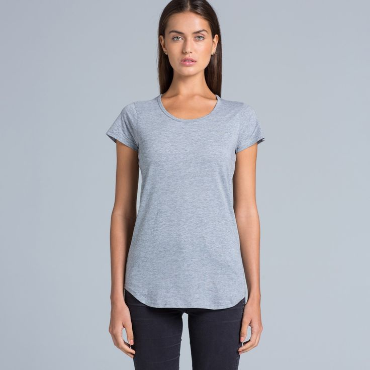 Mali Tee - Six Colours Essential tees for every day all day.  Flattering neckline and sleeves jsut the right length.