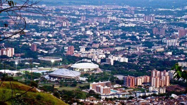 La Hermosa ciudad de #Cali #Colombia