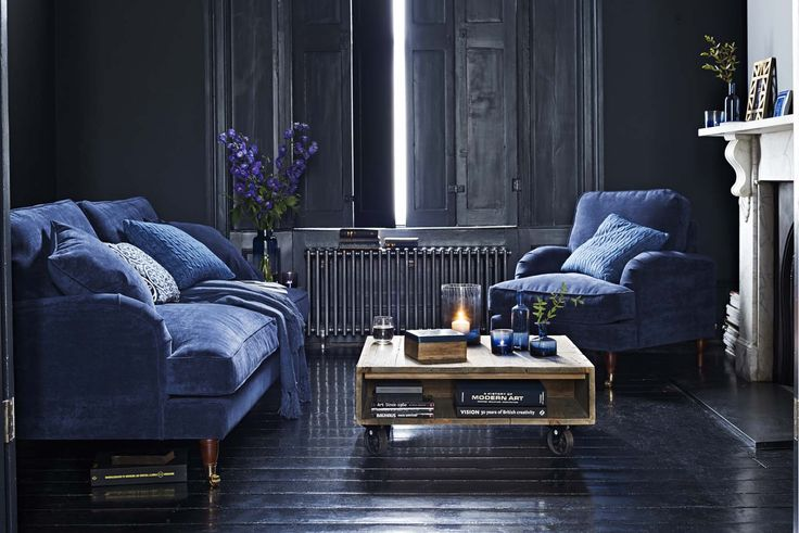 Feeling blue?  Our new collection combines indigo accessories for a slice of sophisticated style. #sainsburys #autumndreamhome