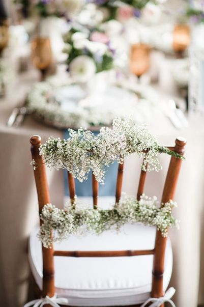 10 Ways To Decorate Your Chairs At Wedding