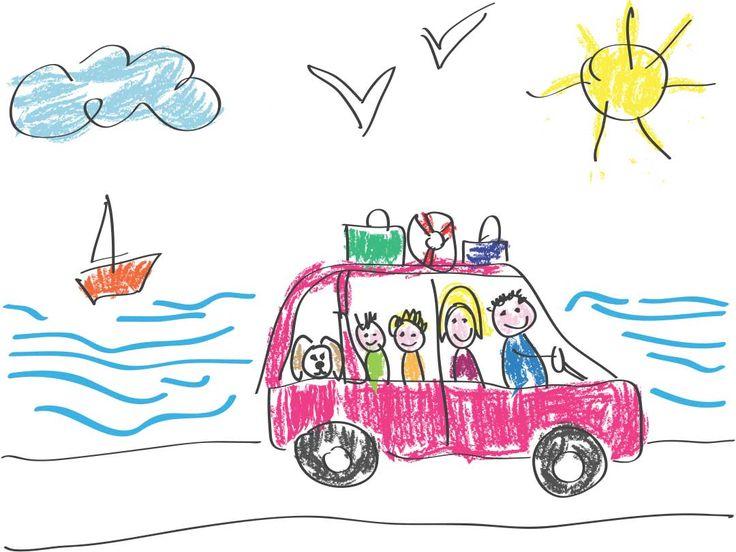 De tien leukste good old auto spelletjes voor onderweg: Eenvoudige spelletjes die je met de kinderen speelt en waar je weinig voor nodig hebt.