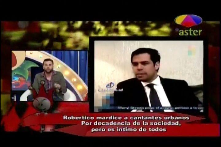 Enrique Crespo De Los Dueños Del Circo Le Responde A Roberto Ángel Salcedo
