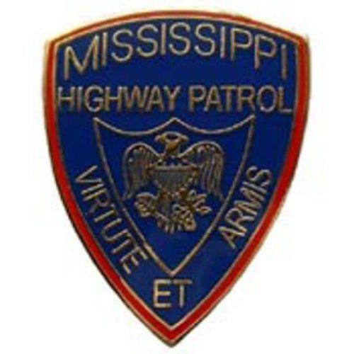 Missississippi Highway Patrol Emblem