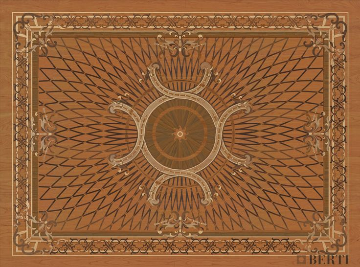 BERTI / LASER INLAYS Prefinished flooring parquet. #parquet #parquetlovers