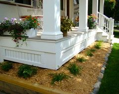 A New Front Porch traditional porch