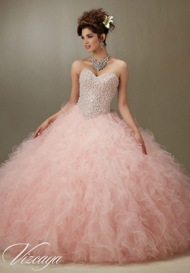 Pink Dresses For Quinceaneras | www.pixshark.com - Images ...