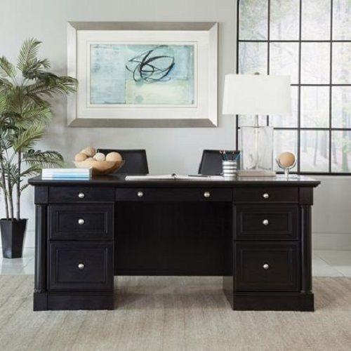 17 best ideas about Sauder Office Furniture – Black Wood Office Chair