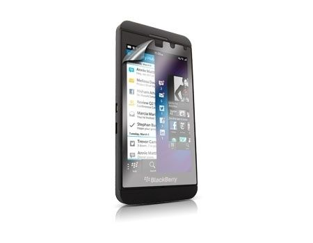 Tempered Glass Screen Protector Tri-Pack - BlackBerry Z10