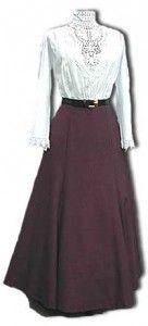 dress patterns for women's dress 1890's | SDVDW: 1890s 1905 Gibson Girl Era Clothing Links