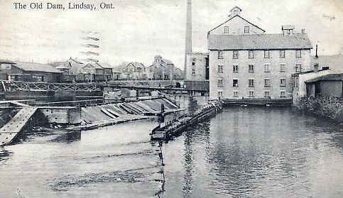 Ontario Genealogy Historical Newspaper Collection - Lindsay