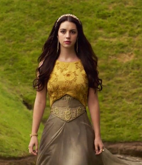 Mary Queen of Scots ~ Reign | Reign Hair Styles | Pinterest | Mary Queen Of Scots, Queen Of and
