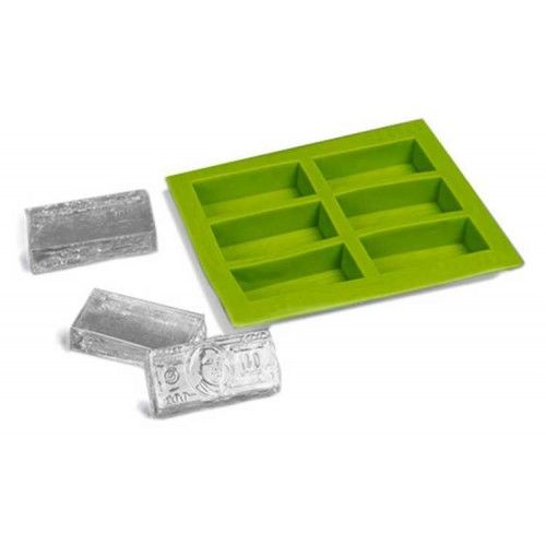 Dollar Bills Ice Tray