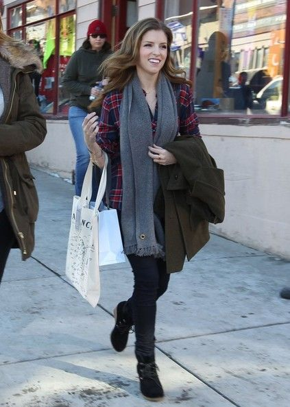 Anna Kendrick Photos - Celebs Out At The 2014 Sundance Film Festival - Zimbio