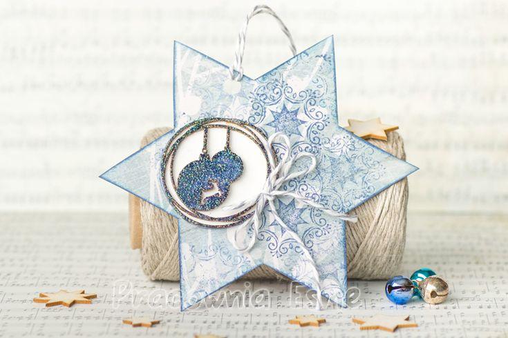 christmas tag; DIY; Esme