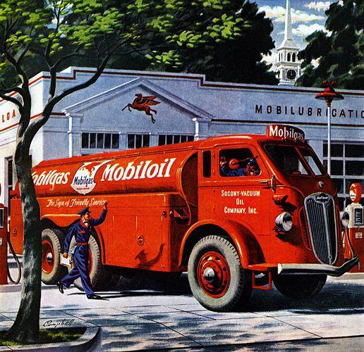 1945 Autocar Truck.