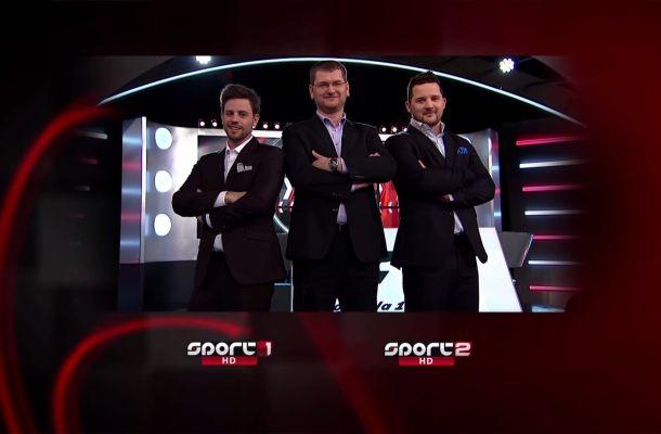 Oficiální Sport TV upoutávka na letošní F1 přenosy.