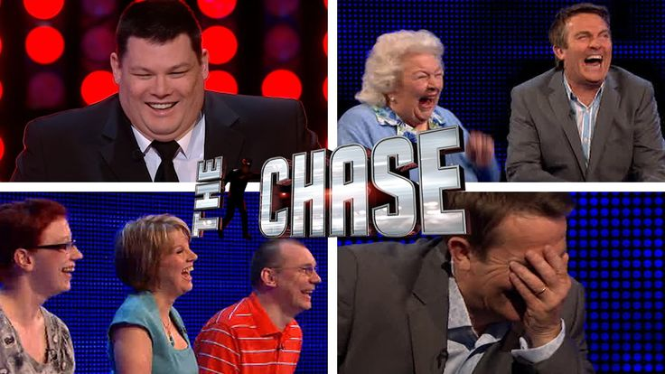 Best moments of the chase the chase in this moment