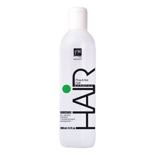 Fine & flat Hair Shampoo - Products - FM GROUP Australia & New Zealand