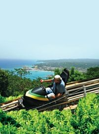 Mystic Mountain Tours Ocho Rios, Jamaica tours, cruise excursions and sightseeing tours, tour activities are of the highest quality and filled with pure fun. http://www.paradisepalmsjamaicatransportation.rezgo.com/