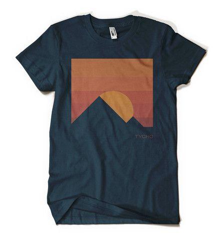 Tycho Sunrise Shirt – ISO50 / Tycho Shop