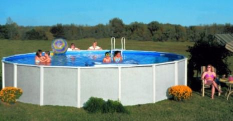 17 best ideas about above ground pool cost on pinterest for Cheap above ground swimming pools